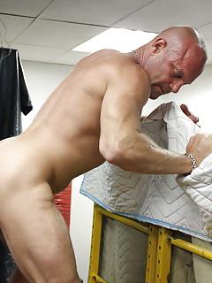 Bald Gay Porn