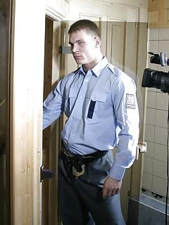 Gay Uniform Porn