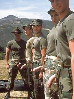 Gay Military Porn